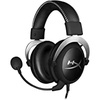 HyperX HX-HSCL-SR/NA Cloud Gaming Headset for PC, Xbox One, Xbox One S, PS4, PS4 Pro, Mac, Mobile and VR - Silver