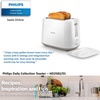 Philips Daily Collection Toaster - HD2582/01 with 2 years international warranty