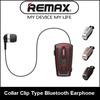 Remax   RB-T12   Collar Clip Type Bluetooth Earphone   Bluetooth Headphone   Fashion Design   HOT!!!