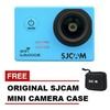 AirStar ORIGINAL SJCAM SJ5000X Elite 4K NTK96660 For CMOS Limited Edition WiFi Action Camera (BLACK)
