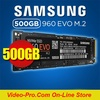 Samsung 960 EVO 500GB M.2 [MZ-V6E500BW ] 3Years Local Warranty
