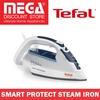 TEFAL FV4970 SMART PROTECT STEAM IRON  / LOCAL WARRANTY