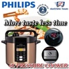 ★ Philips HD2139/62 ME Computerized Electric Pressure Cooker ★ (2 Years World-Wide Warranty)