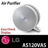 [LG Electonics] Air Purifiers / AS120VAS / Easy Check Display / 4 Level / Authenticity
