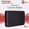 Toshiba Canvio Ready 2TB External Hard Drive Black HDD External (Original Toshiba Malaysia)