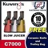 ★ Kuvings C7000 Whole Slow Juicer ★ (10 Years Singapore Warranty on Motor)