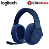 Logitech G433 7.1 Wired Surround Gaming Headset - Blue (981-000693)