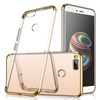 For Xiaomi A1 soft case transparent plating cover for Xiaomi Mi A1 casing antioxidant clear housing shell