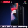[Local set] OnePlus 6/ 8GB*128Gb / OxygenOS based on Android Oreo / 1 year local warranty