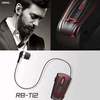 ★Remax★ RB-T12Collar clip type Bluetooth earphone