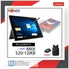 """Lenovo MIIX 520-12IKB (81CG01M0TA) i7-8550U 1.8GHz/8GB/256GB SSD/12.2"""" Full HD/Win10/WiFi (Iron Grey) รับประกัน 3 ปี Carry-in"""