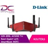 D-Link DIR-890L AC3200 Tri Band Gigabit Router with SmartBeam WIFI