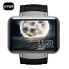 DM98 Smart Watch Video Call Push Message Music player WiFi GPS positioning Navigation communications support for Whatsapp
