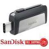 SanDisk Ultra Dual Type-C OTG 16GB 130MB/s  USB 3.1 Flash Drive for Android Smartphone, Computer