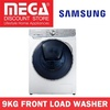 SAMSUNG WW90M74FNOR 9KG FRONT LOAD WASHER / FREE GIFT BY AGENT / LOCAL WARRANTY