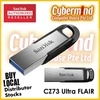 (MOST Popular) SanDisk 128GB CZ73 Ultra FLAIR USB3.0 Flash Drive (read up to 150MB/s) (Local Distributor Stocks)