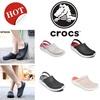 Crocs_Literide_Clog_2019 Women's Breathable Casual รองเท้ากีฬา 36-45