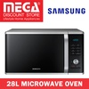 SAMSUNG MG28J5255US 28L MICROWAVE OVEN / LOCAL WARRANTY
