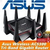 Asus RT-AC5300  Band Gigabit Wireless Router  [Best Deals][100 Geniune][3years Local Warranty|
