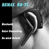 Remax RB-T5 Wireless Bluetooth Headset Handsfree For iPhone Samsung LG android Phone metal wind nois