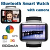 DM98 Bluetooth Smart Watch 2.2inch Android OS 3G Smartwatch Phone MTK6572 Dual Core 1.2GHz 512MB+4GB