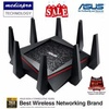 ASUS RT-AC5300 AC5300 Tri-Band Wi-Fi Gigabit Router Exclusive built-in Game Accelerator from WTFast®