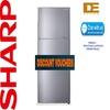 SHARP 224L J-TECH INVERTER SJ-RX30E-SL