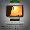DM98 Android Smart Watch Phone Dual Core WIFI GPS Map Bluetooth 3G Smartwatch Heart Rate Watch For Ios And Android Phone