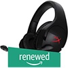 (Renewed) HyperX Cloud Stinger HX-HSCS-BK/AS Over-Ear Gaming Headset (Black)