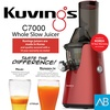 Kuvings C7000 Whole Slow Juicer / Made in Korea / 10-year Warranty / Come with Free Gifts