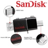 SanDisk Ultra Dual OTG 128GB USB 3.0 Flash Drive for Android smart phone