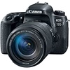Canon EOS 77D 24.2MP Digital SLR Camera + EF-S 18-135 mm 3.5-5.6 is USM Lens