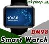 GREEN H hot salse DM98 Smart watch Android 4.4 MTK6572 Dual Core 1.2Ghz 2.2 inch IPS HD 900mAh Battery 512MB Ram 4GB Rom 3G WCDMA GPS WIFI smartwatch 20X - intl
