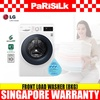 LG FC1408S4W 6 Motion Direct Drive Front Load Washer (8KG) - Singapore Warranty
