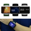 2017 New DM98 Smart Watch Card-inserted GPS 2.2 Display Smart Phone with LED Dual Core 1.2G 900Mah C