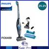 PHILIPS FC6409 3 IN 1 HANDSTICK VACUUM CLEANER * AQUAPRO * VACUUM AND MOP * CORDLESS WITH 25.2V BATT