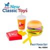 【荷蘭New Classic Toys】牛肉起司漢堡套餐 10594