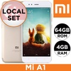 Xiaomi Mi A1 Smartphone / 64GB ROM + 4GB RAM / Local Set with Local Warranty