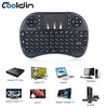 COOLDIN Rii i8 Mini 2.4GHz Wireless Bluetooth Backlight Touchpad Keyboard  Air Mouse Teclado Touchpad Handheld for Android TV BOX PC