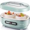 Bear SNJ-A15U3 Multifunction Intelligent Yogurt Maker / Rice WineMaker / Natto Machine (Ceramic Inner Liner)