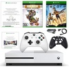 Xbox One S 500GB Disti Console with 2 Games and Silicone Sleeve