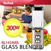 [TEFAL] Mini glass blender / BL142AKR / Multi mixer / Two-step speed control / 600ml glass container