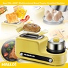 Bear DSL-A02Z1 Multifunctional Bread Toaster Breakfast Machine Toaster Eggboilers Steamed Egg Fried