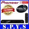 Pioneer DV2042K DVD Player. Plays Region 3 DVD. With Karaoke Function. USB Input for music playback. Supports CD to USB Recording. Remote Control Included. Safety Mark Approved. Local SG Stock. 1 Year Warranty.