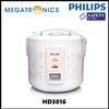 Philips Daily Collection Jar-type Rice Cooker 1.5L - HD3016/62
