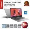 Lenovo Ideapad S530-13IWL (81J700B2TA) i5-8265U/8GB/512GB SSD/13.3/Win10 (Mineral Grey)