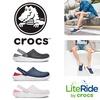 Crocs_Literide_Hot ขายผู้หญิงผู้ชายอินเทรนด์รองเท้าแตะระบายอากาศ 36-45