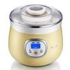 Bear SNJ-530 1L ceramic lined intelligent yogurt Maker / rice winemachine (Yellow)
