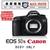CANON EOS 5DS (BODY ONLY) / LOCAL CANON AGENT SET / 1 YEAR WARRANTY / PROFESSIONAL DSLR CAMERA