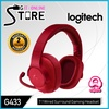 Logitech G433 7.1 Surround Sound Wired Gaming Headset